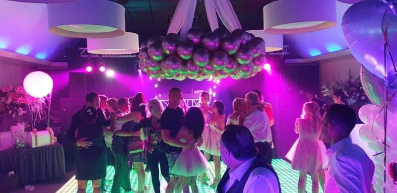 trouwfeestlocatie Boosten hof voor bruiloft met DJ