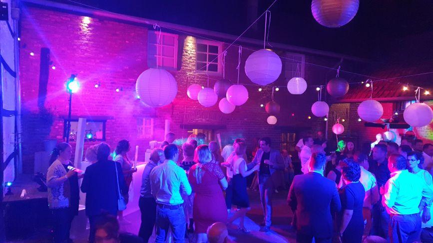 dj tuinfeest harrie disco limburg